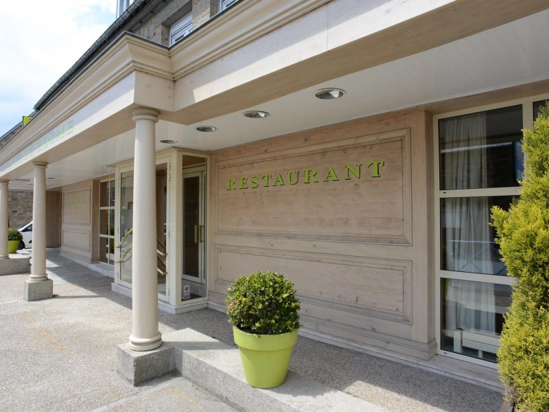 Hôtel et restaurant Le Gué du Holme