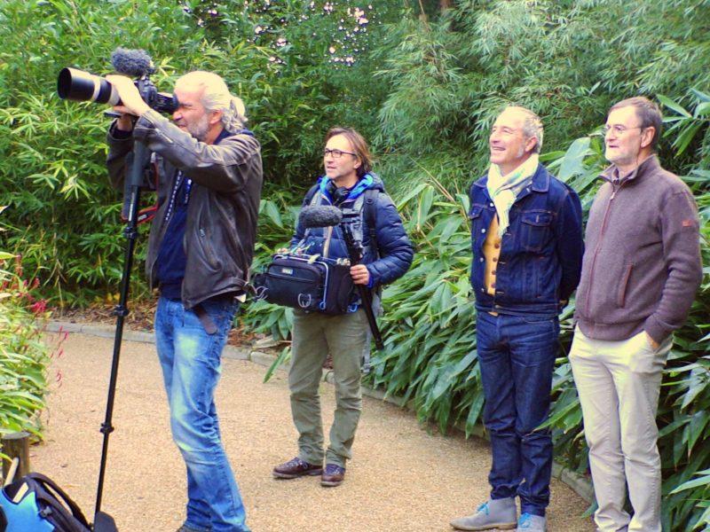 Le Zoo de Champrépus dans l'émission Silence ça pousse sur France 5