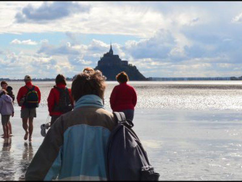 Chemins de la Baie du Mont Saint-Michel