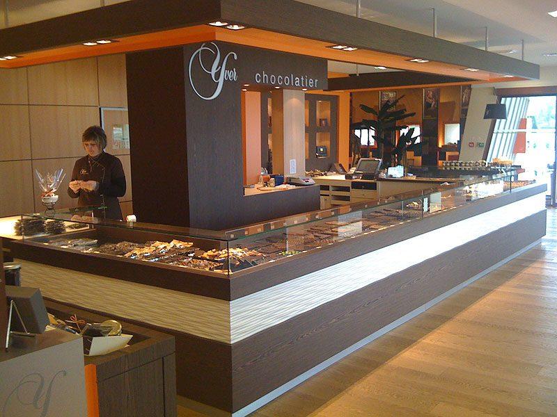 Yver Glacier Chocolatier